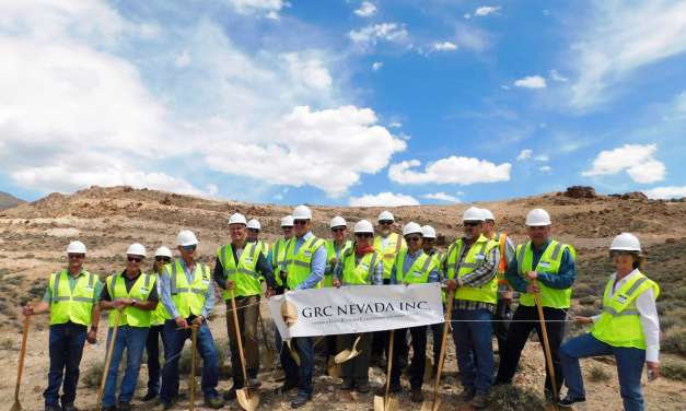 Groundbreaking Ceremony Held for Isabella Pearl Mining Site