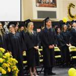 Sheri Samson The Mineral County High School Class of 2018 officially became graduates at their ceremony in Hawthorne last week.