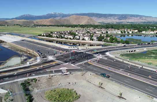 New Road That Connects Sparks and Reno Opens Friday