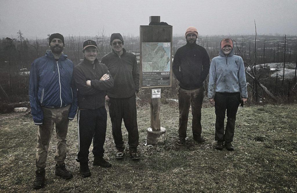 Hiring MRWA Trail Crew
