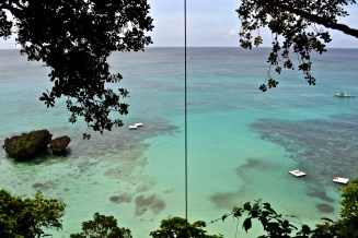 View from the top of Baling Hai Resort