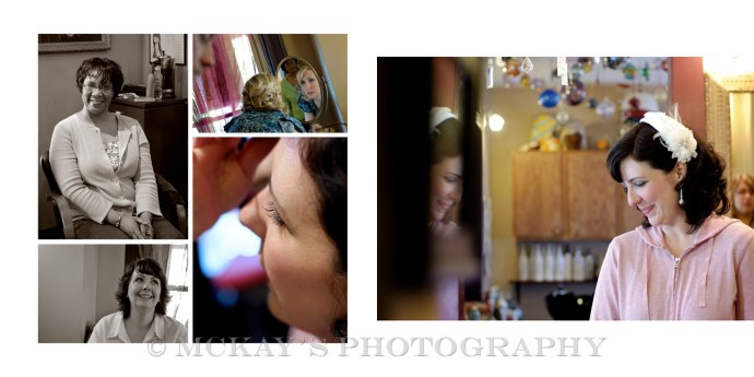 Gallery Salon and Spa in Rochester NY offers wedding makeup and hair