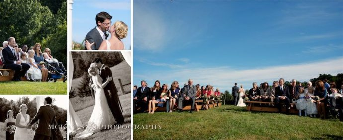 Rustic Farm Wedding Photos
