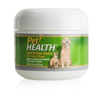 Pet Health Pad & Paw Balm