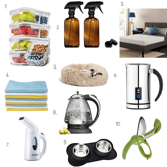 Most Used Home Items From Amazon