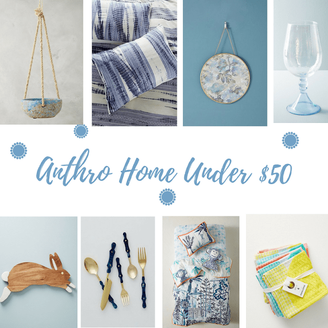 Anthro Home Finds Under $50