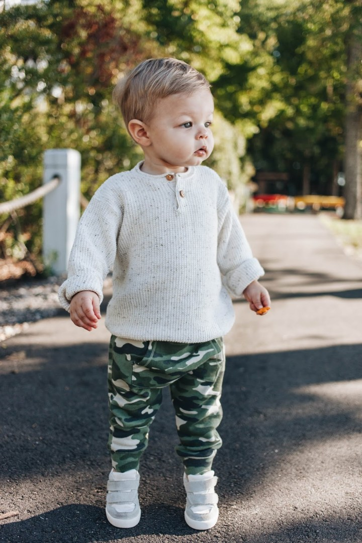 Toddler Boy Style | Fall Edition