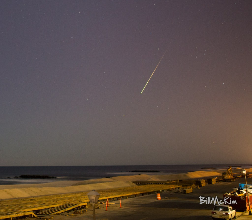 meteor shower march 2013