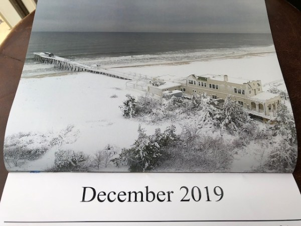 Jersey shore photography calendar by bill mckim 2019