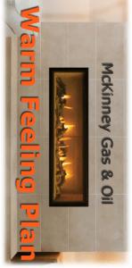 Annual gas oil boiler service plan