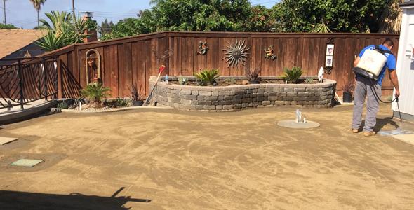 Artificial Turf Installation in San Diego
