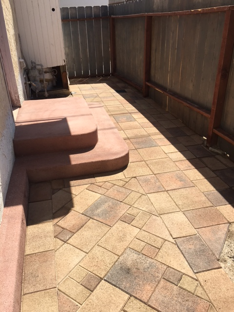 Paver patio builders in San Diego