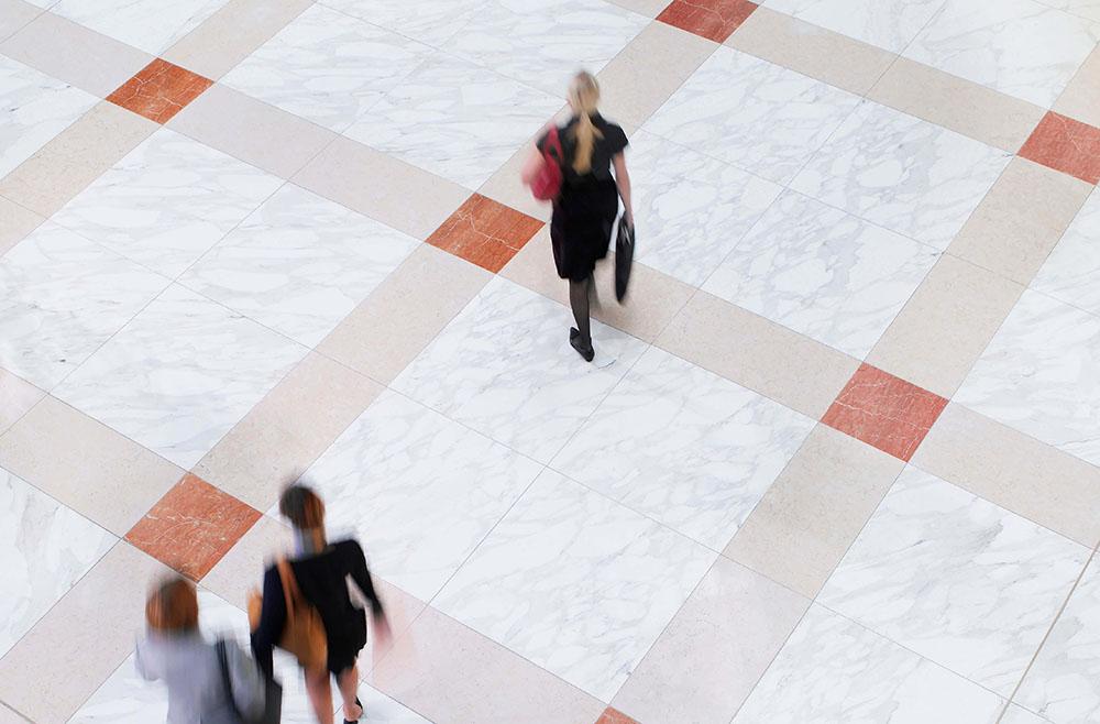 waling-floor
