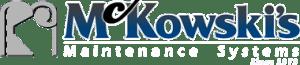 mckowski's logo color