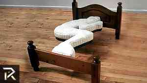 10 Strange Beds That You Can Do More Than Just Sleep On