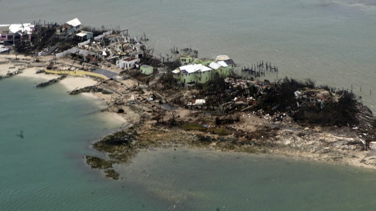 Churches rally to help Bahamas recover from Hurricane Dorian devastation