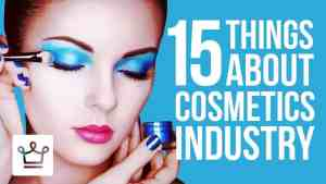 15 Things You Didn't Know About The Cosmetics Industry
