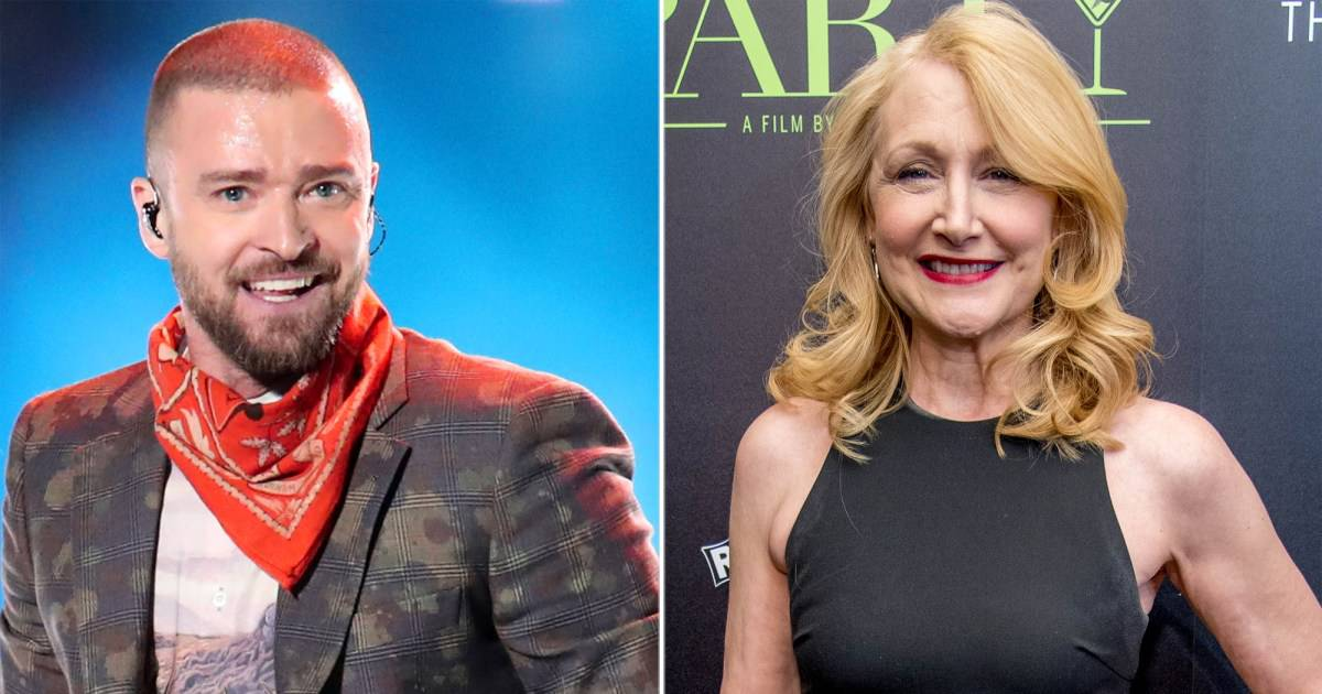 """Patricia Clarkson Confirms Justin Timberlake is """"Gifted Below The Waist"""""""
