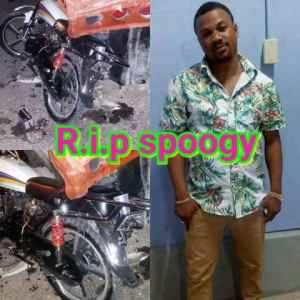 "Man Coming from ""DEAD YARD Set-Up"" Crashes His Bike and Dies"