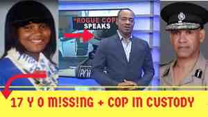 17-year-old Girl Missing for 3 Days + Wanted Rogue Cop Surrenders into Police Custody