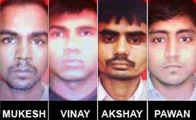 Gang rape death sentences