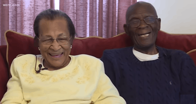 103-Year-Old Husband and 100-Year-Old Wife Celebrate 82 Years Of Marriage