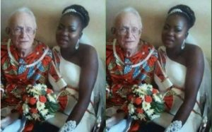29-Year-Old Black Woman Marries 92-Year-Old White Man