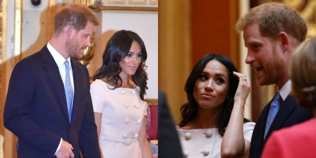Prince Harry Refused to Hold Meghan Markle's Hand