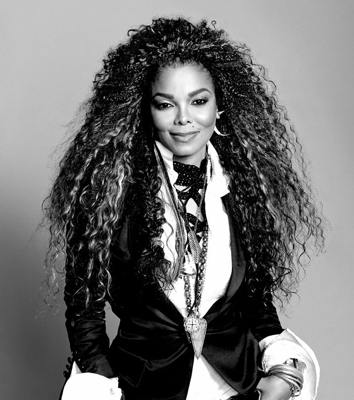 Janet Jackson Inducted To Rock And Roll Hall Of Fame