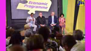 Economic Reform Programme Spurring Improved Living Standards – Dr. Clarke
