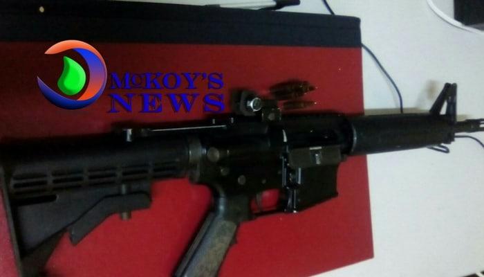Popular Political Activist Caught with Ak-47 Rifle in Cambridge