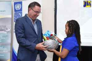 Jamaica's Climate Resilience Strengthened Under $78-Million Project