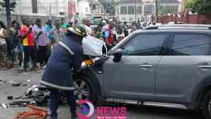 Infant Among Several Injured in St. Thomas Crash