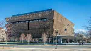Noose Found at US African-American Museum