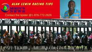 Saturday – Jamaica Horse Racing Tips April 28, 2018