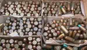 Ammunition Seizure in St Ann