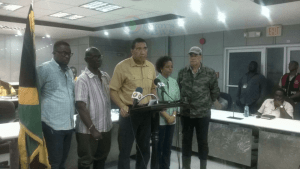 20 Million Dollar Relief Fund For Montego Bay
