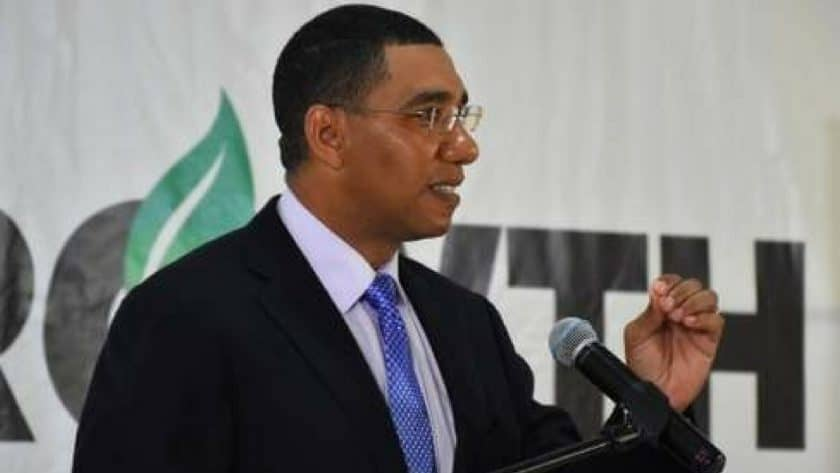 Solar Lights, Andrew Holness Wants Lands