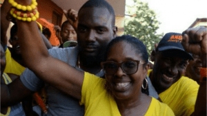 Angela Brown Burke Appointed Peter Bunting's Campaign Director…Her Husband Paul Burke is Hopping Mad