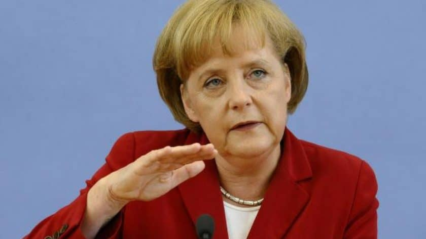 Climate Change,Angela Merkel