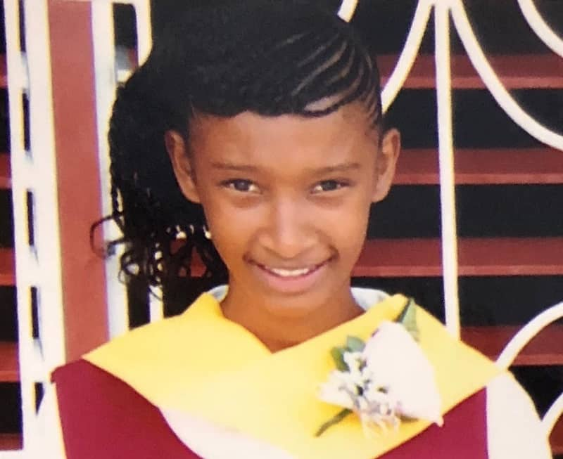 Student disappears after leaving home for school