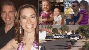 Cops: Arizona Father Fatally Shoots Wife, Toddler, Baby in Family Murder-suicide
