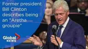 Aretha Franklin Funeral: Bill Clinton FULL eulogy