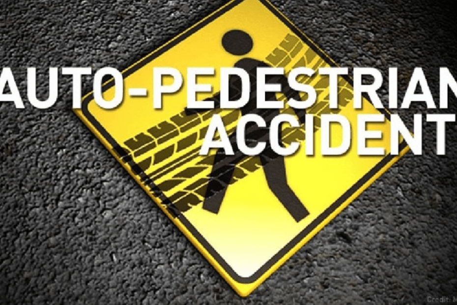Unidentified Pedestrian Killed in Lilliput Road Accident