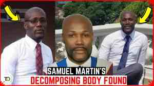 Body of Missing Teacher Samuel Martin Found