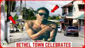 Bethel Town Celebrates the Demise of Dushane Allen