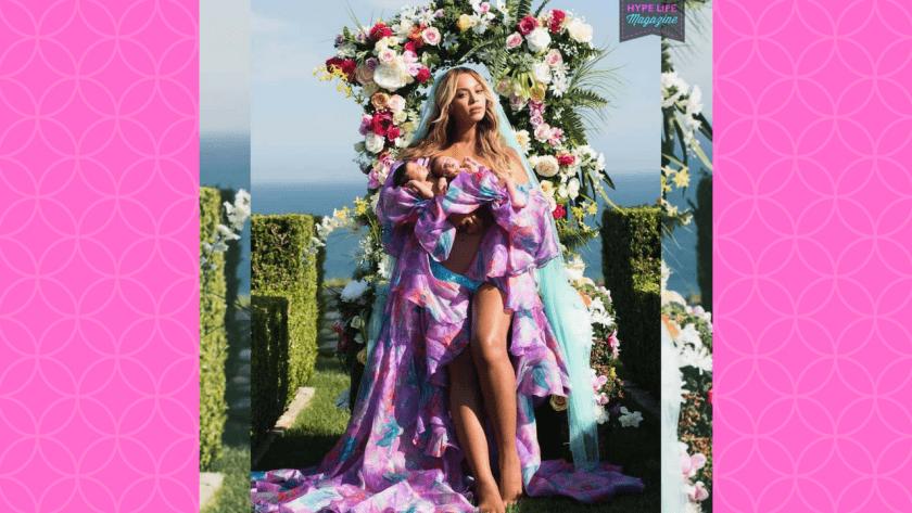 Beyonce Debuts Newborn Twins