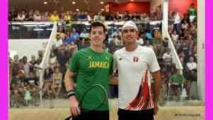 Chris Binnie Wins Historic Silver Medal at Pan American Squash Championships