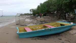 Haitians Fleeing to Jamaica on Boat Illegally