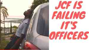 Brave Policeman Exposes The JCF For How It Treats Officers Who Are Suffering